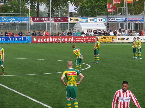Alphense Boys - ADO Den Haag