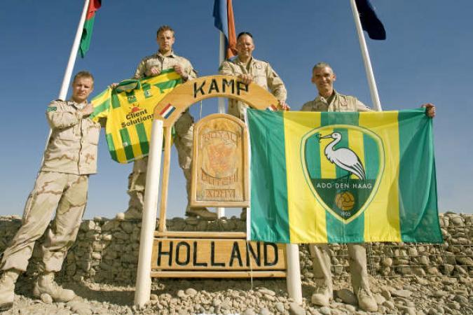 ADO Den Haag in Afghanistan