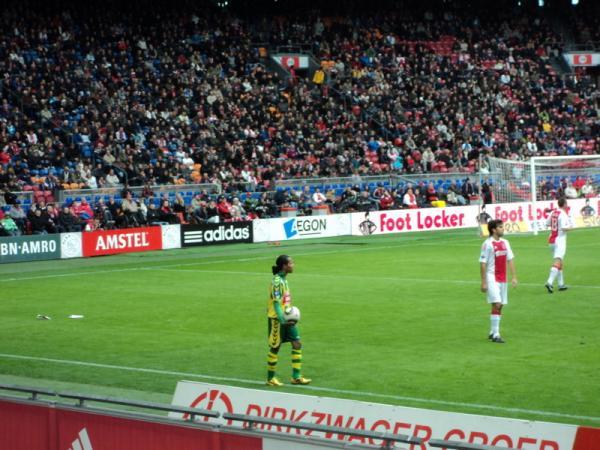 Ajax - ADO Den Haag: 0-1