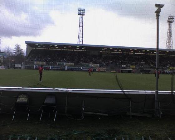 ADO Den Haag - Feyenoord (18-12-2005)