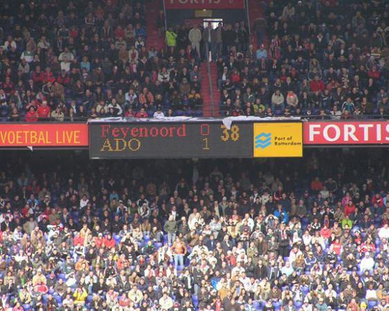 Feyenoord - ADO Den Haag (26-03-2006)