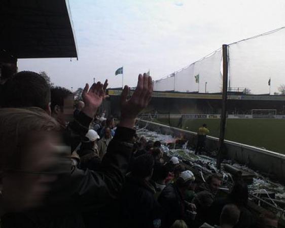 ADO Den Haag - Sparta (16-04-2006)