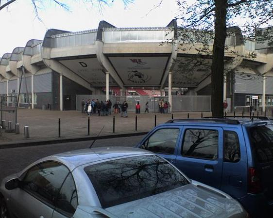 Sparta - ADO Den Haag (04-12-2005)