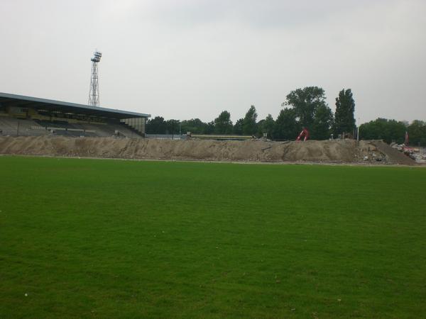 Sloop Zuiderpark
